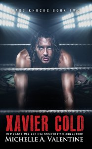 Xavier Cold by Michelle A. Valentine…Release Day Event