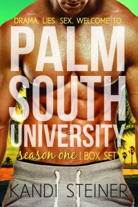 Palm South University: Season One Box Set by Kandi Steiner….Now Availale
