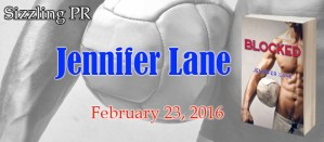 Blocked by Jennifer Lane…Release Day Event