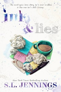 Ink & Lies by S.L. Jennings….Release Day Blitz