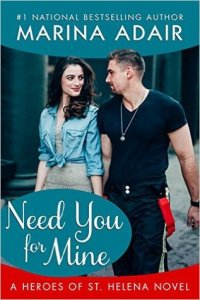 Need You For Mine by Marina Adair…ARC Review
