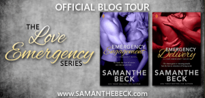 The Love Emergency Series by Samanthe Beck…Blog Tour Stop
