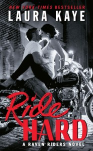 Ride Hard by Laura Kaye…Release Day Event