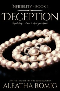 Deception by Aleatha Romig…..Blog Tour & Review