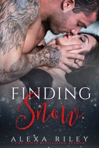Finding Snow by Alexa Riley….Release Event