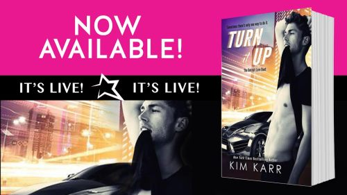 turn it up now available [26818]