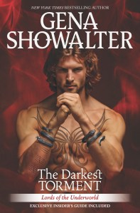 The Darkest Torment by Gena Showalter…Release Week Event