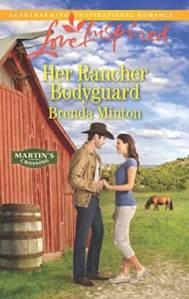 Harlequin June Spotlight…Her Rancher Bodyguard by Brenda Minton
