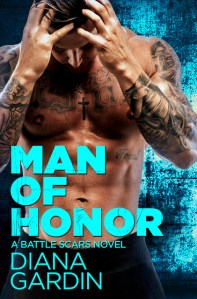 Man of Honor by Diana Gardin…Pre-Order Event
