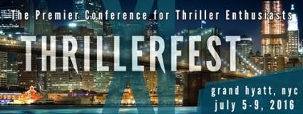 thrillerfestXI logo