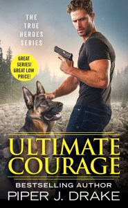 Ultimate Courage by Piper J. Drake…Excerpt & ARC Giveaway