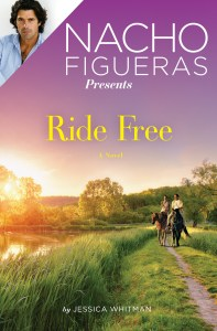 NACHO FIGURERAS PRESENTS: RIDE FREE by Jessica Whitman…Release Day Event