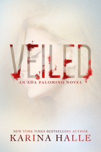 Veiled by Karina Halle…Release Day Blitz