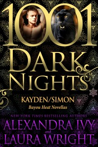 Kayden/Simon by Alexandra Ivy and Laura Wright….ARC Review