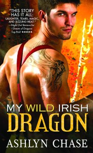 My Wild Irish Dragon by Ashlyn Chase…Book Spotlight & Giveaway