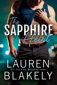 The Sapphire Heist by Lauren Blakely…Release Day Blitz