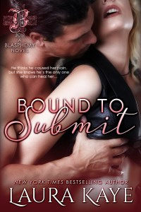Bound To Submit by Laura Kaye…Teaser Blitz