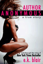 Author Anonymous by E.K. Blair….Review