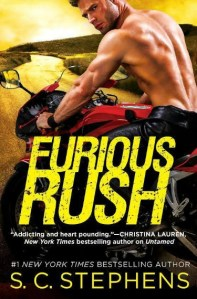 Furious Rush by S.C. Stephens…Blog Tour & Review
