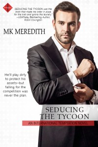 Seducing the Tycoon by MK Meredith…Blog Tour Stop