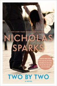 Two By Two by Nicholas Sparks….Release Day Event & Giveaway
