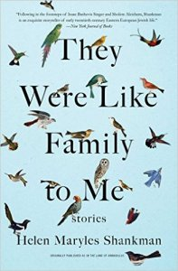 They Were Like Family to me by Helen Maryles Shankman…Book Blast