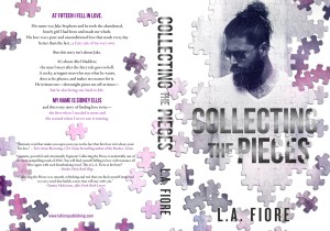Collecting the Pieces Cover Reveal and Giveaway