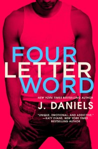 Four Letter Word by J. Daniels….Blog Tour & Review