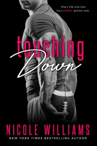 Touching Down by Nicole Williams….Blog Tour