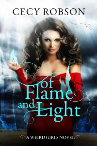 Of Flame and Light by Cecy Robson…Blog Tour Stop, Review, & Excerpt
