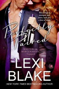 Perfectly Paired by Lexi Blake…Release Day Blitz