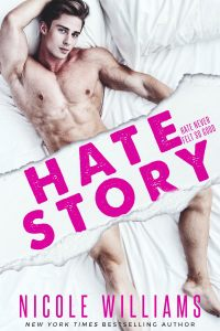 Hate Story by Nicole Williams…Release Day Blitz