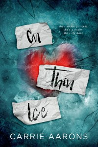 On Thin Ice by Carrie Aarons…Release Day Blitz