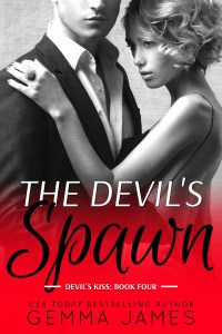 The Devil's Spawn by Gemma James…Pre-release Blitz with excerpt
