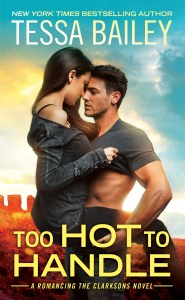 Signed Paperback Giveaway…Too Hot To Handle by Tessa Bailey