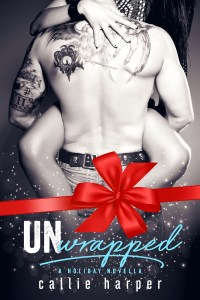 Unwrapped by Callie Harper…Release Day Blitz