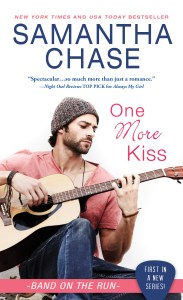 One More Kiss by Samantha Chase…Spotlight