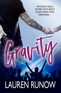 Gravity by Lauren Runrow…Review Tour