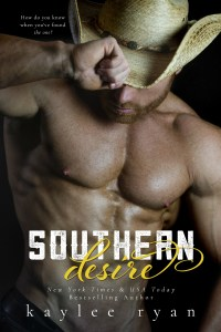 Southern Desire by Kaylee Ryan…Release Blitz with Review