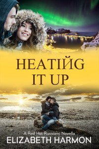 Heating It Up by Elizabeth Harmon…Exclusive Guest Post & Spotlight