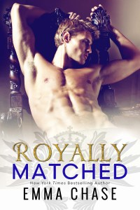Excerpt Reveal….Royally Matched by Emma Chase