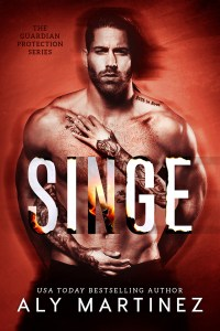 Singe by Aly Martinez…Release Day Blitz