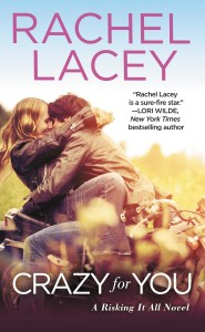 Crazy For You by Rachel Lacey…Release Day Blitz