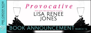 Surprise Announcement from Lisa Renee Jones