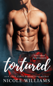 Tortured by Nicole Williams…..Release Day Blitz