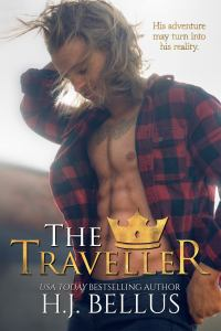 The Traveller by HJ Bellus…Release Day Event