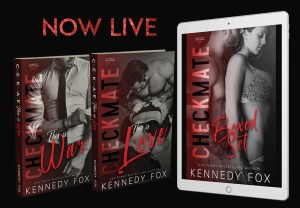 Checkmate Boxed Set: Checkmate Duet by Kennedy Fox…..Release Blitz