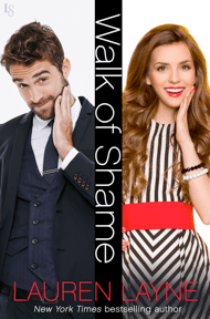 Walk of Shame by Lauren Layne…Review Stop