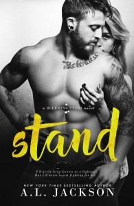 Excerpt Reveal….Stand by A.L. Jackson
