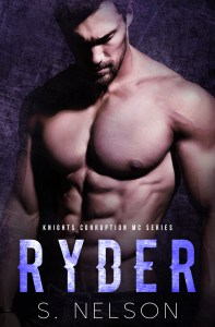 Ryder by S. Nelson…Release Blitz